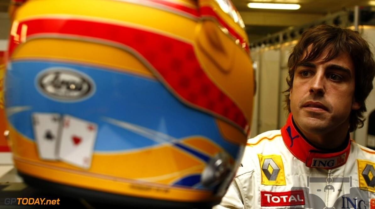 """Fernando Alonso: """"Concurrentie is gewaarschuwd"""""""