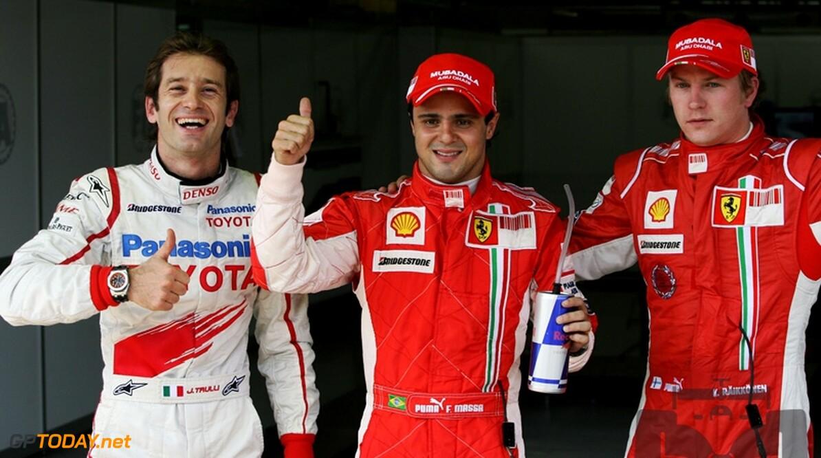 Felipe Massa pakt pole position op thuiscircuit