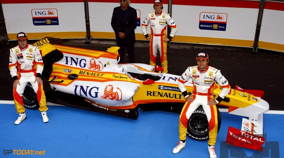 Renault presenteert opvallende R29