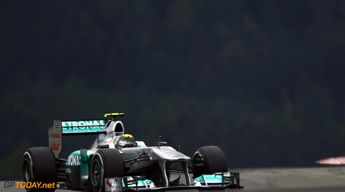 Rosberg praat met Mercedes GP over contract voor lange termijn