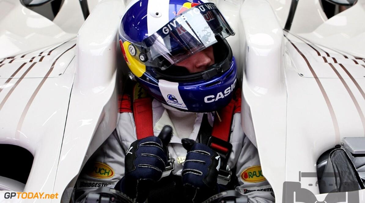 """David Coulthard: """"Kimi is nu beter dan ooit tevoren"""""""