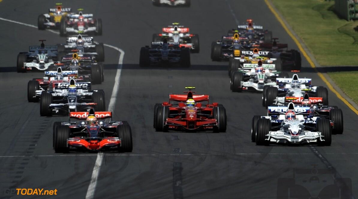 FIA start biedingprocedure voor standaardmotor