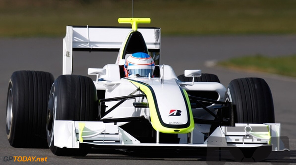 <strong>Historie:</strong> Haven't made the grid: De Honda trilogie: Deel 3 - RA109 - BGP001 uit 2009
