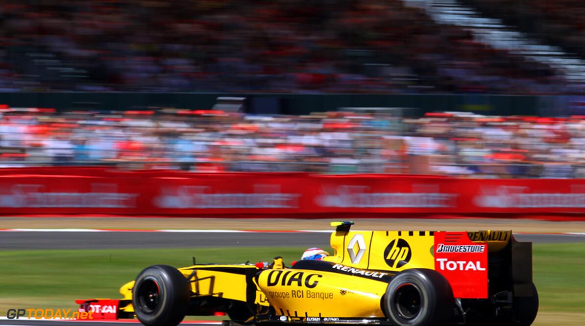 """Renault: """"Vitaly Petrov heeft toekomst in eigen hand"""""""