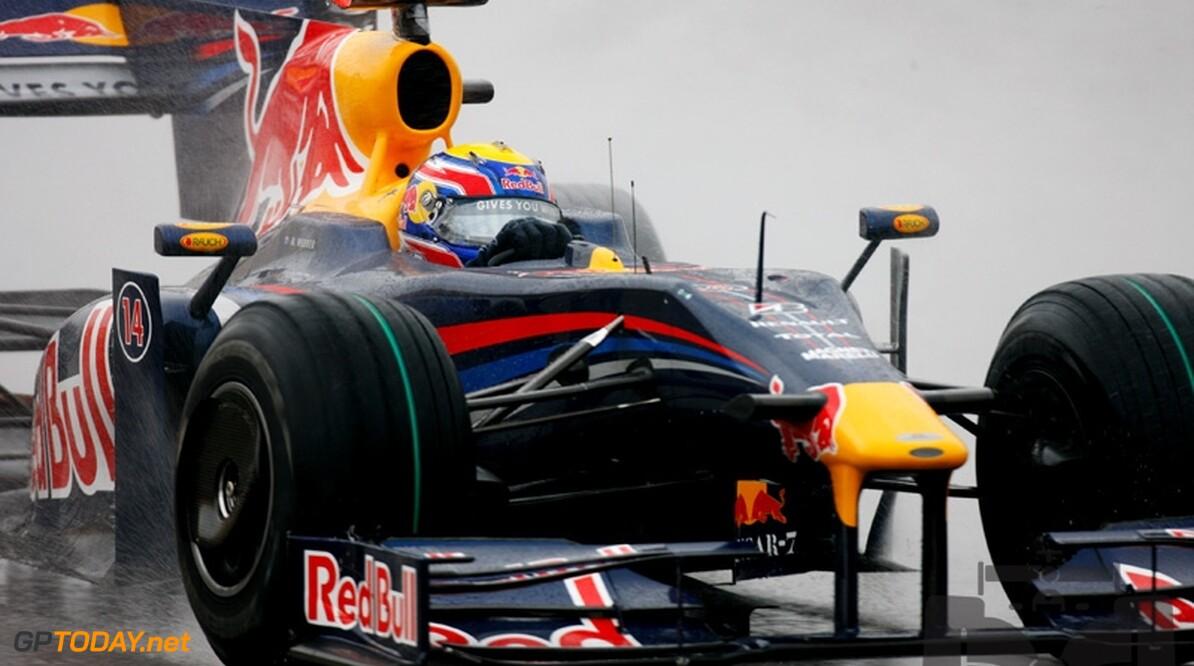 Webber schuift Brawn GP favorietenrol toe voor Bahrein