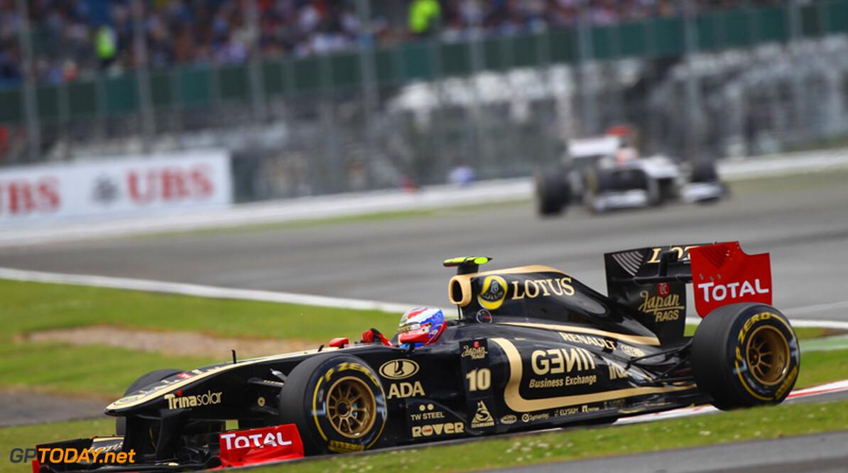 """Petrov: """"Waarom finishen Sauber en Force India hoger dan wij?"""""""