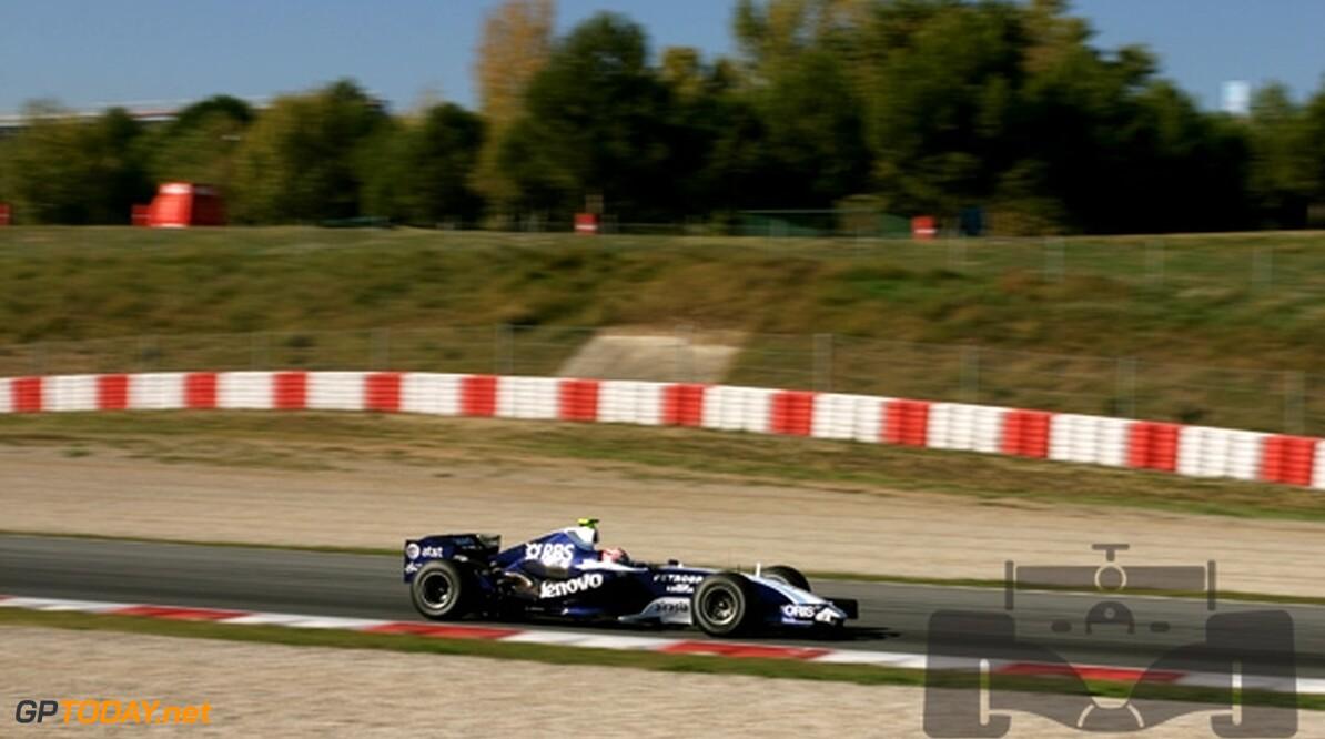 Hulkenberg maakt morgen Formule 1-debuut bij Williams