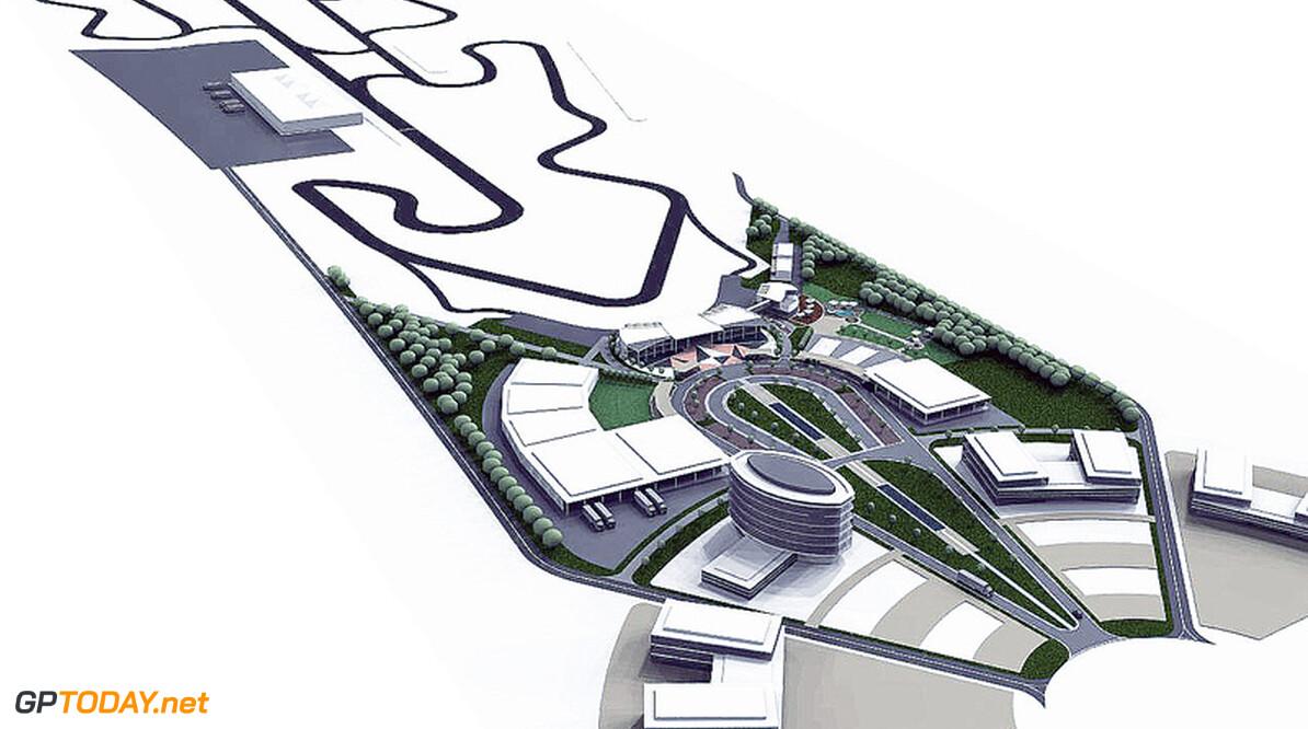 Iran bouwt aan Formule 1-circuit