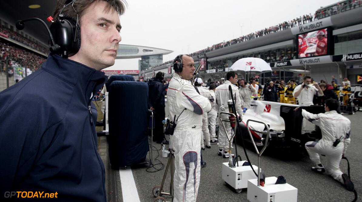 Ascanelli to Ferrari, Key to Toro Rosso?
