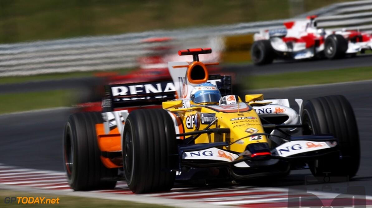 """Alonso: """"Renault gaat geen grote stap maken in 2009"""""""