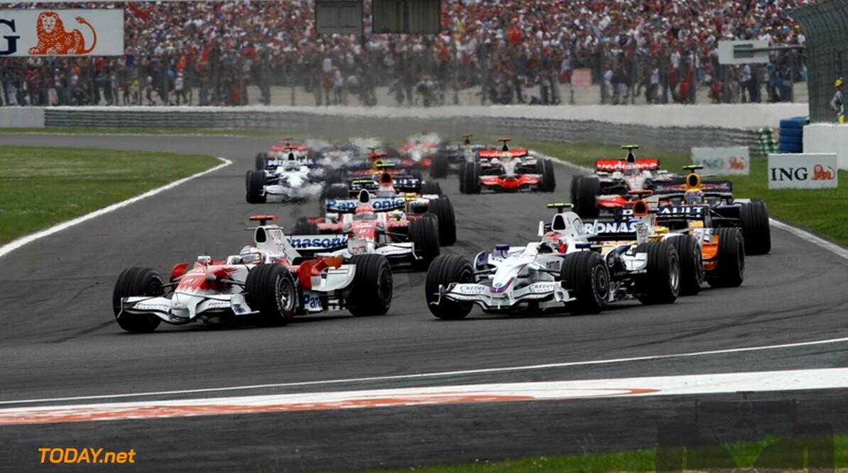 Teams voor punt snelste kwalificatietijd, tegen verbod op tanken