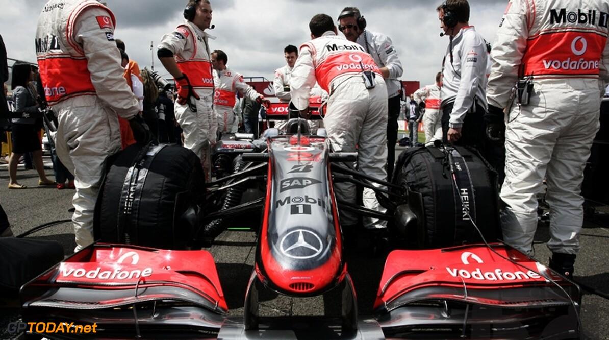 McLaren en Mercedes groeien uit elkaar