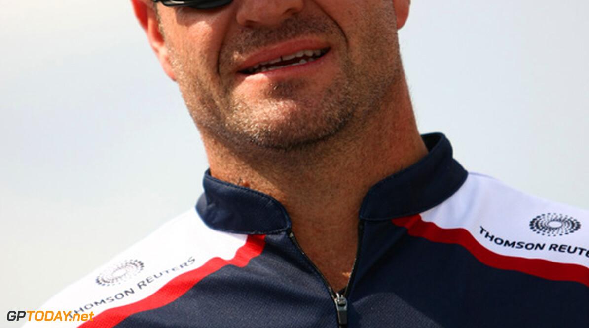 """Rubens Barrichello: """"Het was een erg goede race"""""""