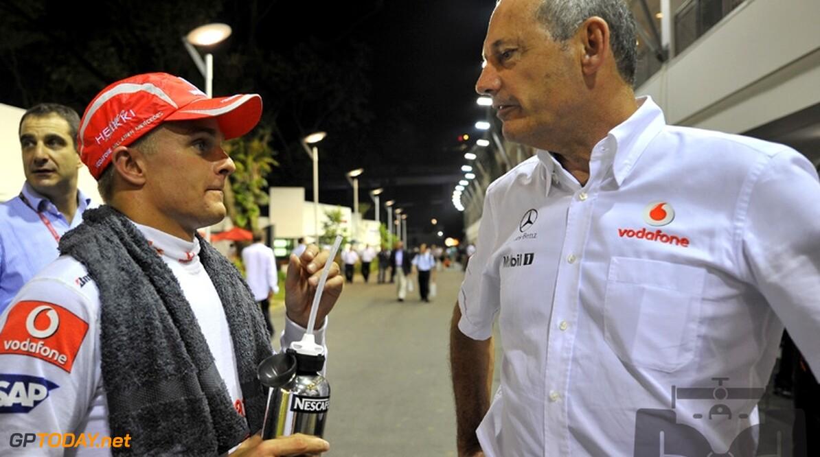 """McLaren: """"Geen spijt van hoger beroep tegen straf Hamilton"""""""