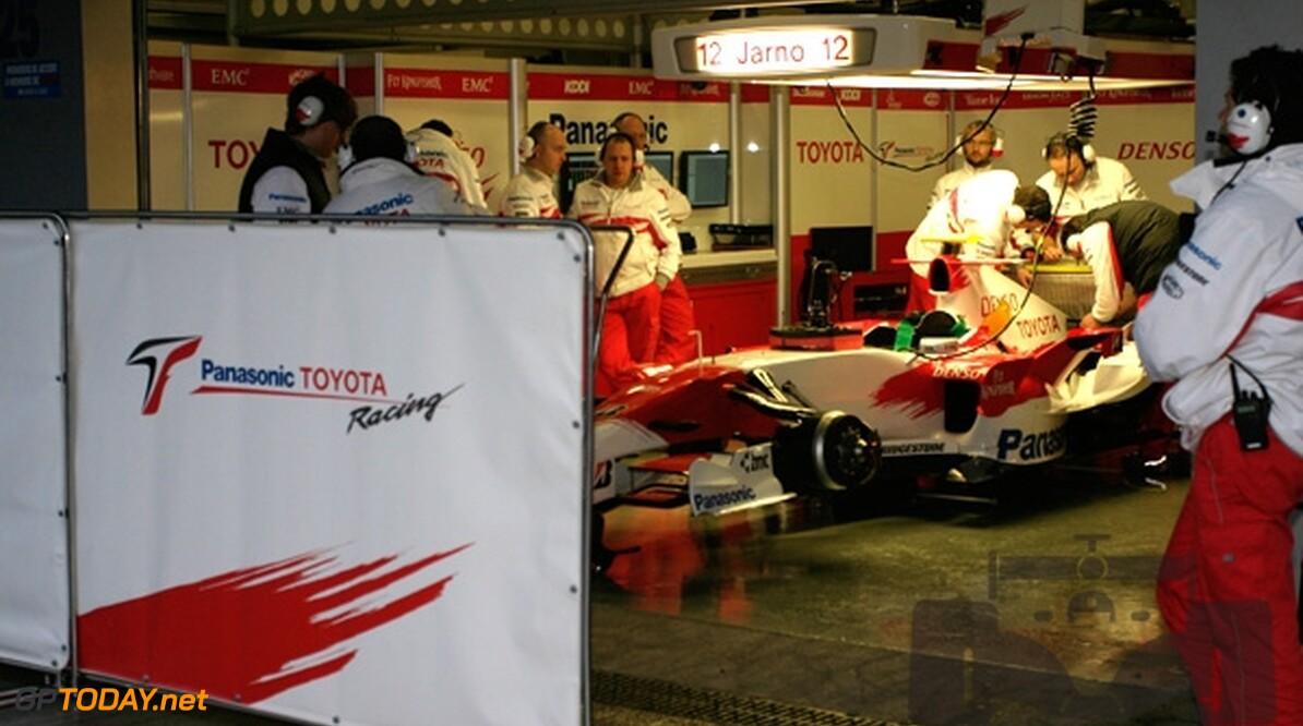 Glock onderhandelt met Toyota en Williams