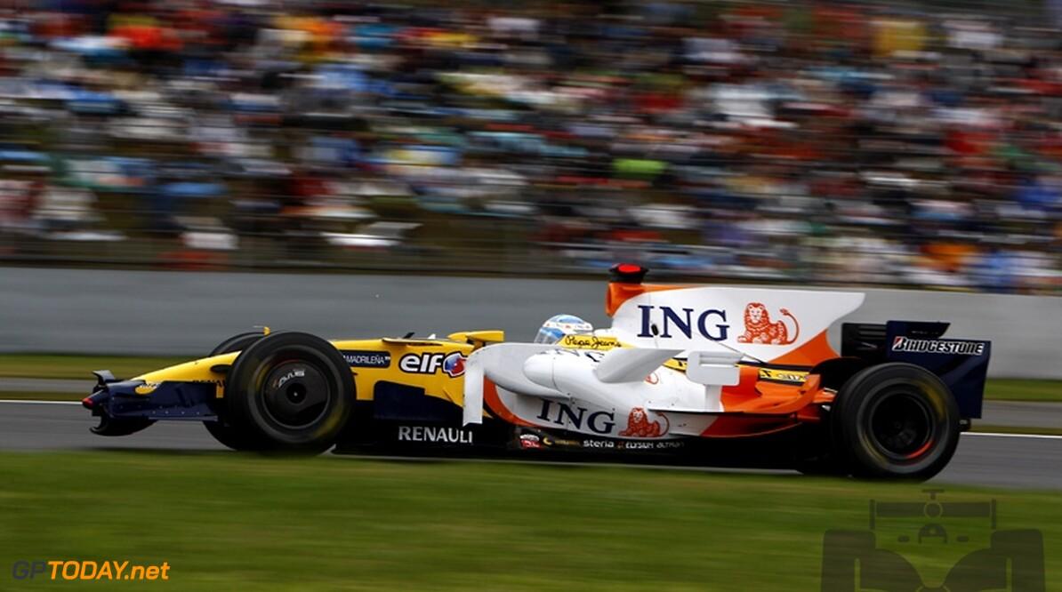 "Alonso: ""Faalangst grootste tegenstander titelkandidaten"""