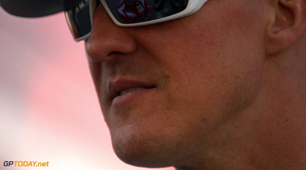 Mercedes sluit DTM-avontuur voor Michael Schumacher niet uit