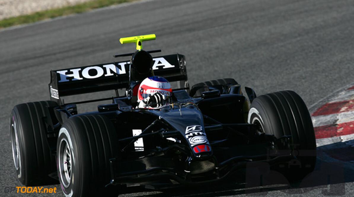 Barrichello vreest niet voor zijn zitje bij Honda