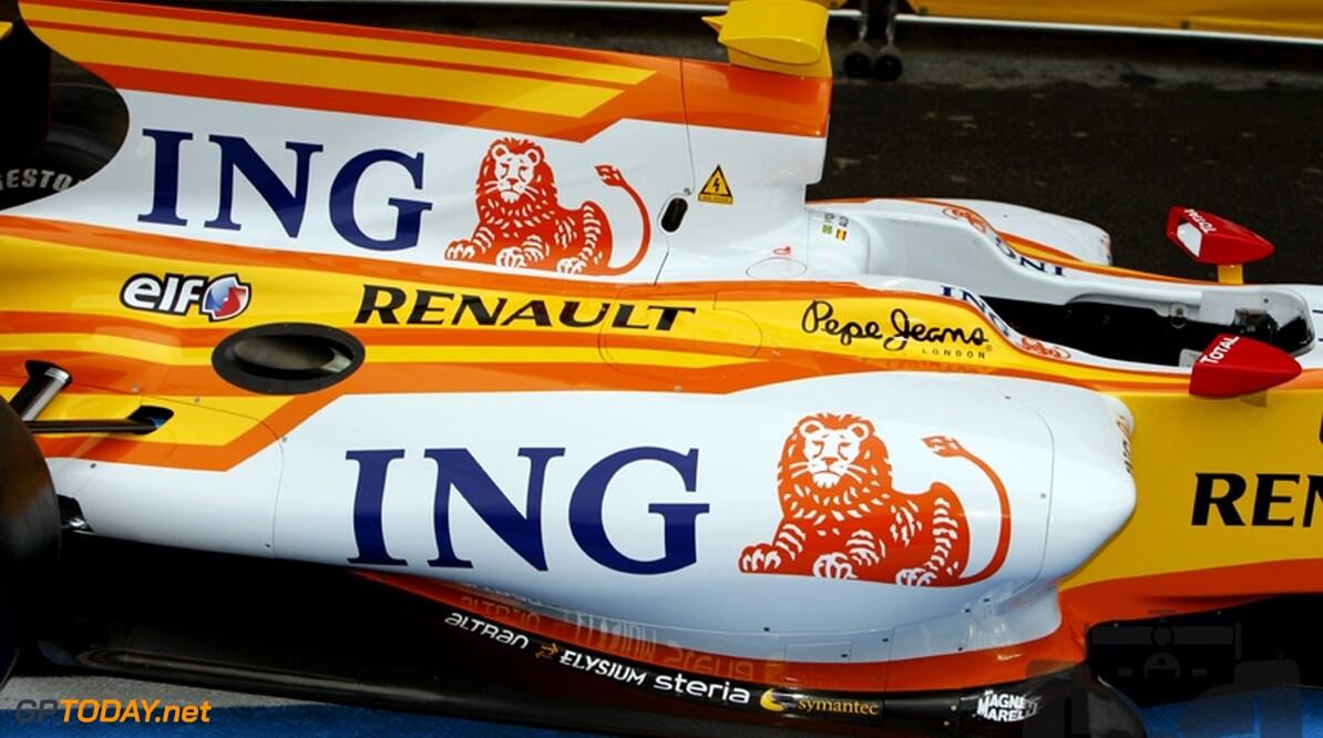 ING snijdt in personeel en Formule 1-sponsoring