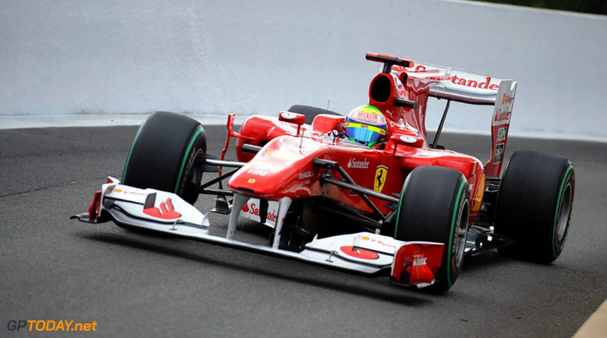 Felipe Massa ontsnapt aan penalty op Spa wegens valse start