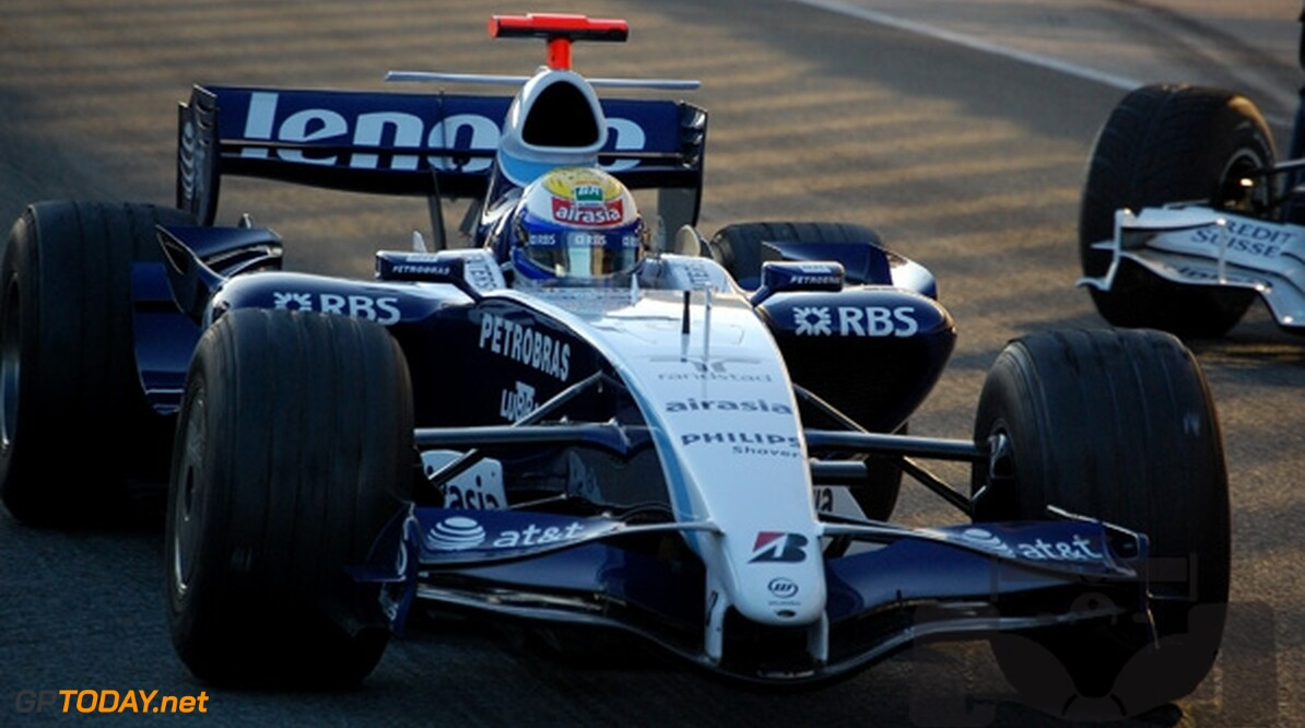 """Rosberg: """"Het is mijn taak om Williams terug naar de top te brengen"""""""