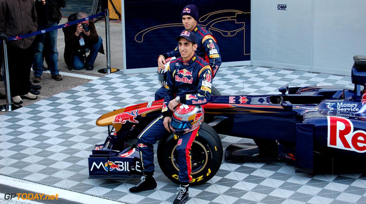 Relatie tussen Toro Rosso-coureurs daalt tot onder het vriespunt