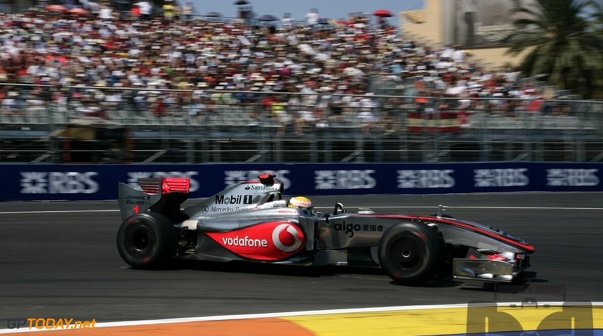 McLaren laat keuze wielbasis aan coureurs
