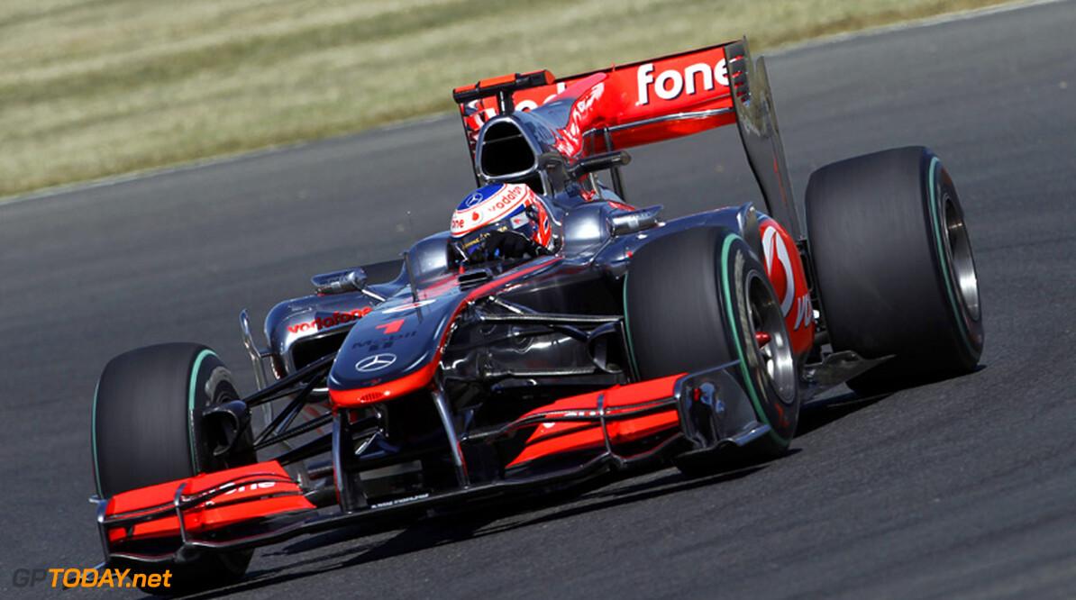 McLaren gaat blown diffuser in vrije trainingen uitvoerig testen