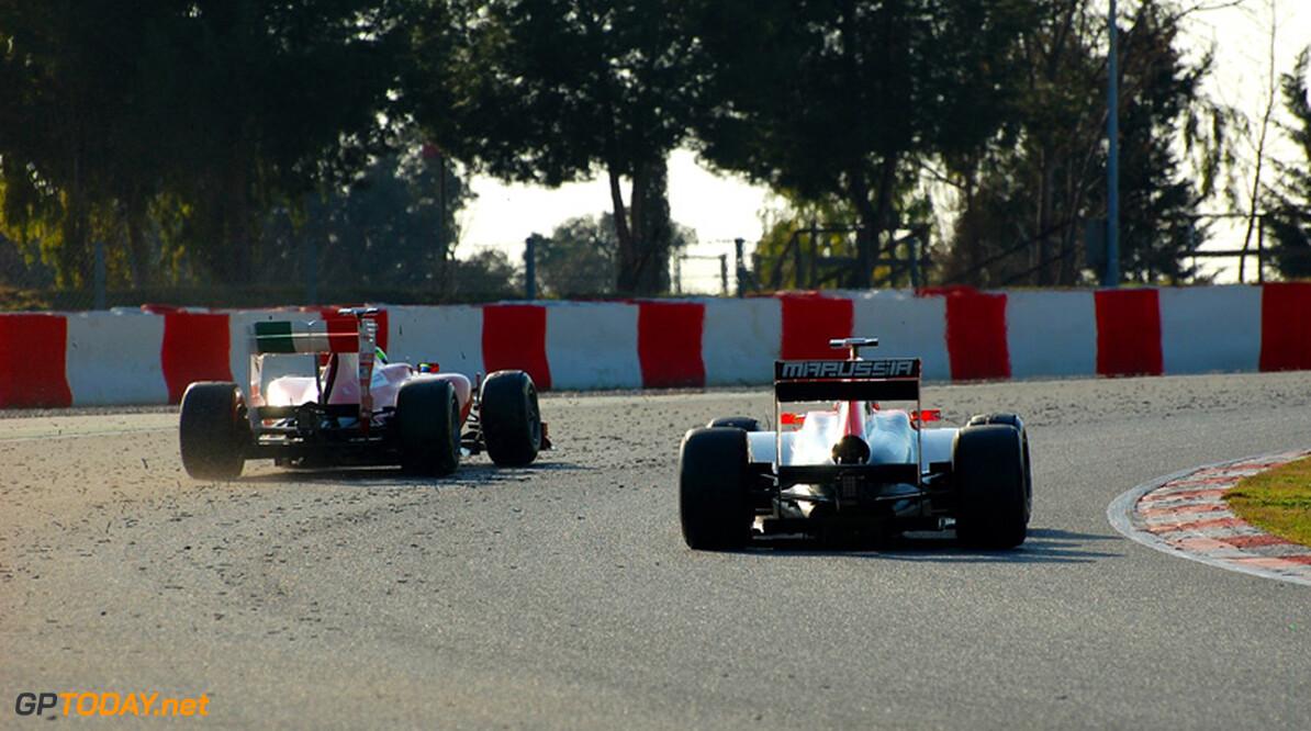 Pirelli probeert hoeveelheid marbles te verminderen voor 2012