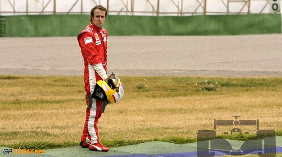 Luca Badoer aangewezen als vervanger van Michael Schumacher