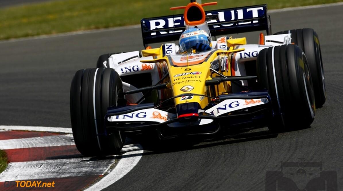 Renault eerste keus voor 2009 voor Alonso