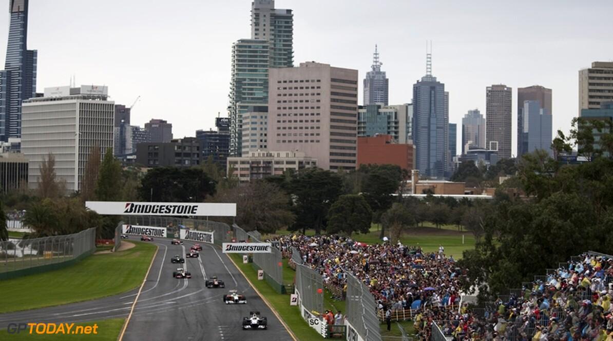 Ecclestone bereid om Australië van kalender te schrappen