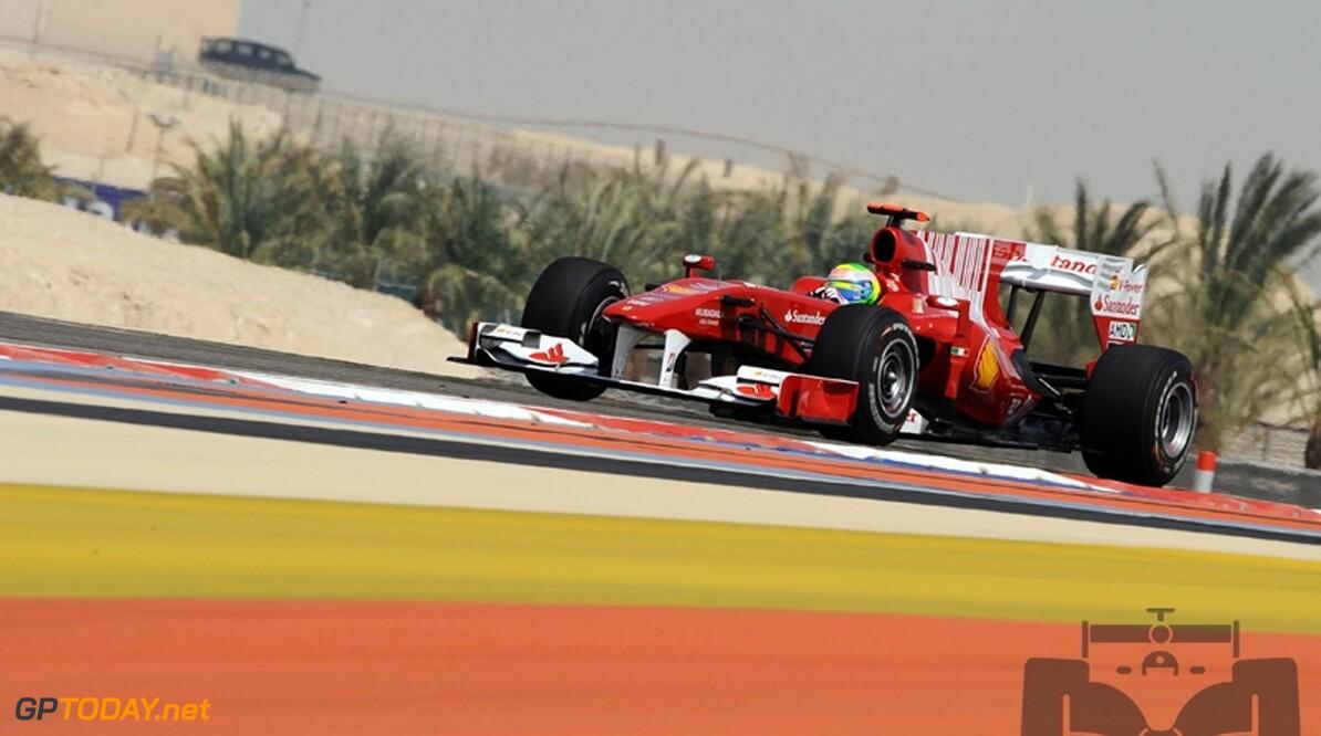 Felipe Massa keert terug met tweede startplaats