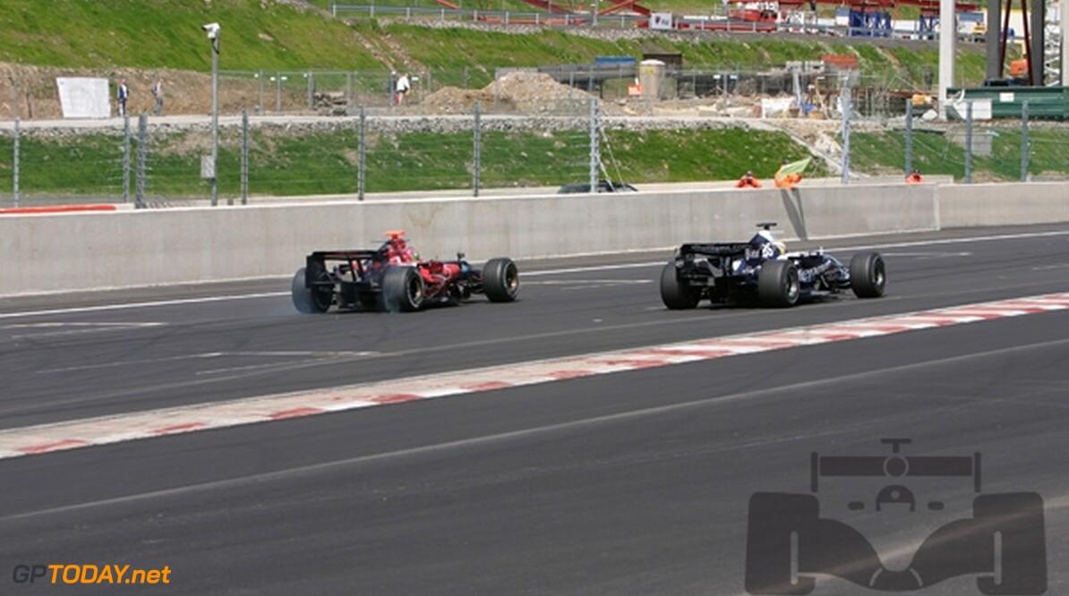 """Rosberg: """"Het ziet er goed uit ja"""""""