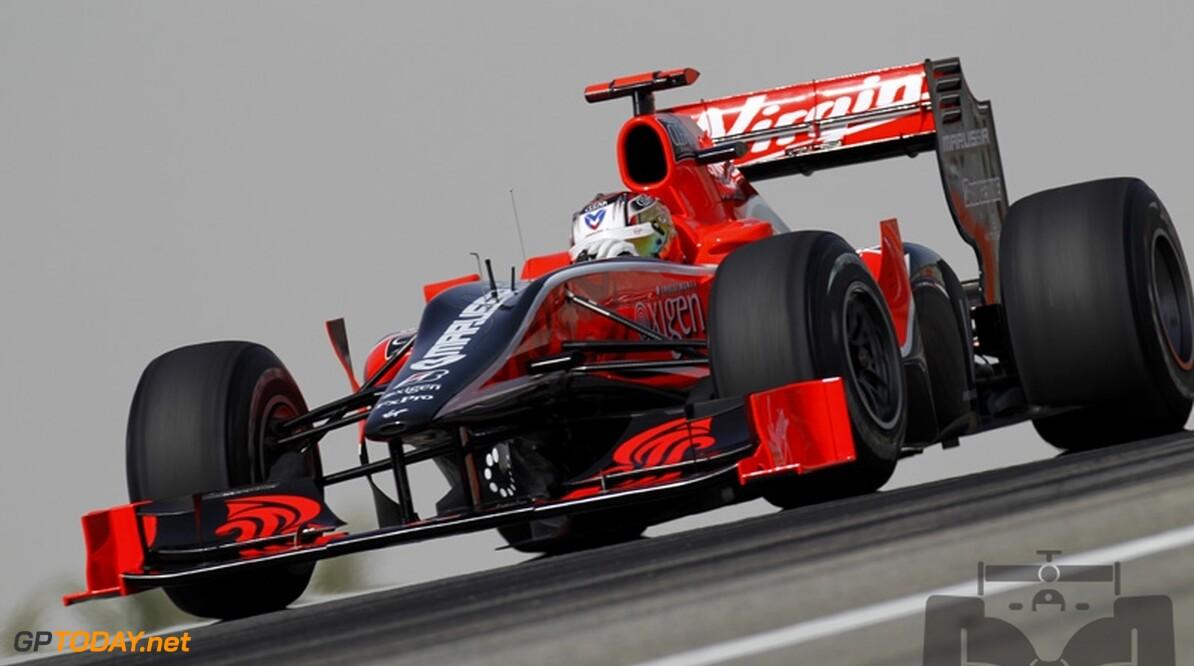 'Virgin Racing heeft te kleine brandstoftank in VR-01'
