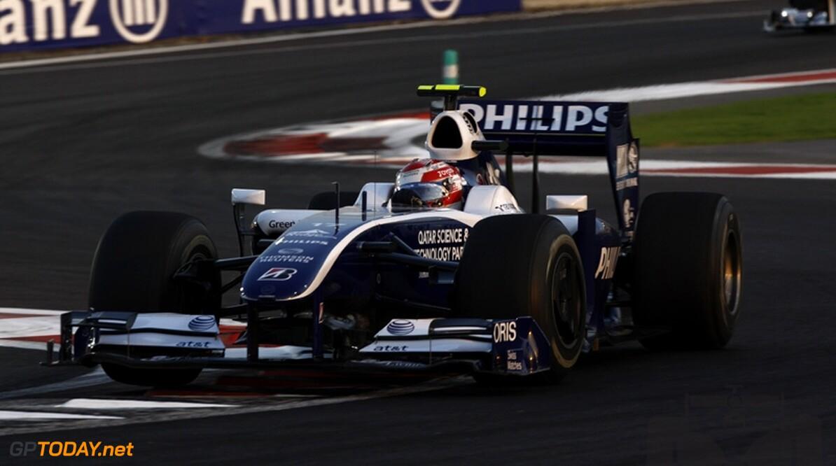 Williams vertrouwt op competitieve motor van Cosworth