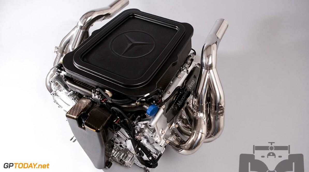 FIA geeft teams mogelijkheid tot gelijktrekken motoren