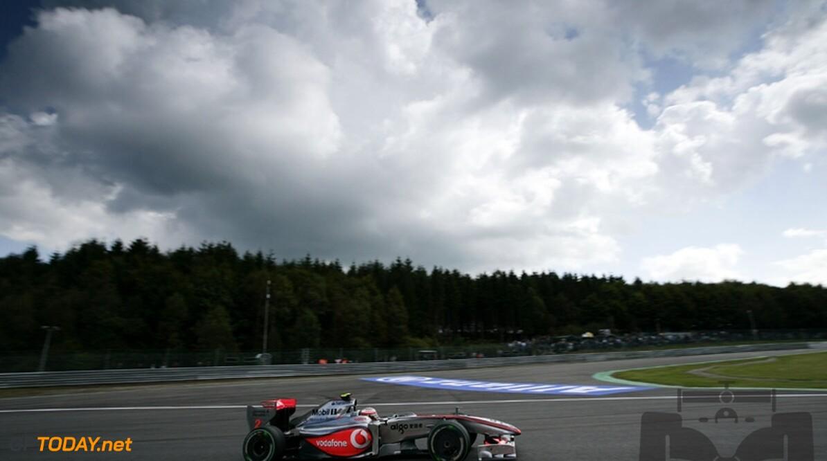 """Mercedes: """"Beëindiging relatie met McLaren niet aan de orde"""""""