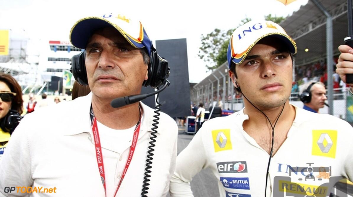 """Nelson Piquet: """"Ik ben het slachtoffer van crash-gate"""""""