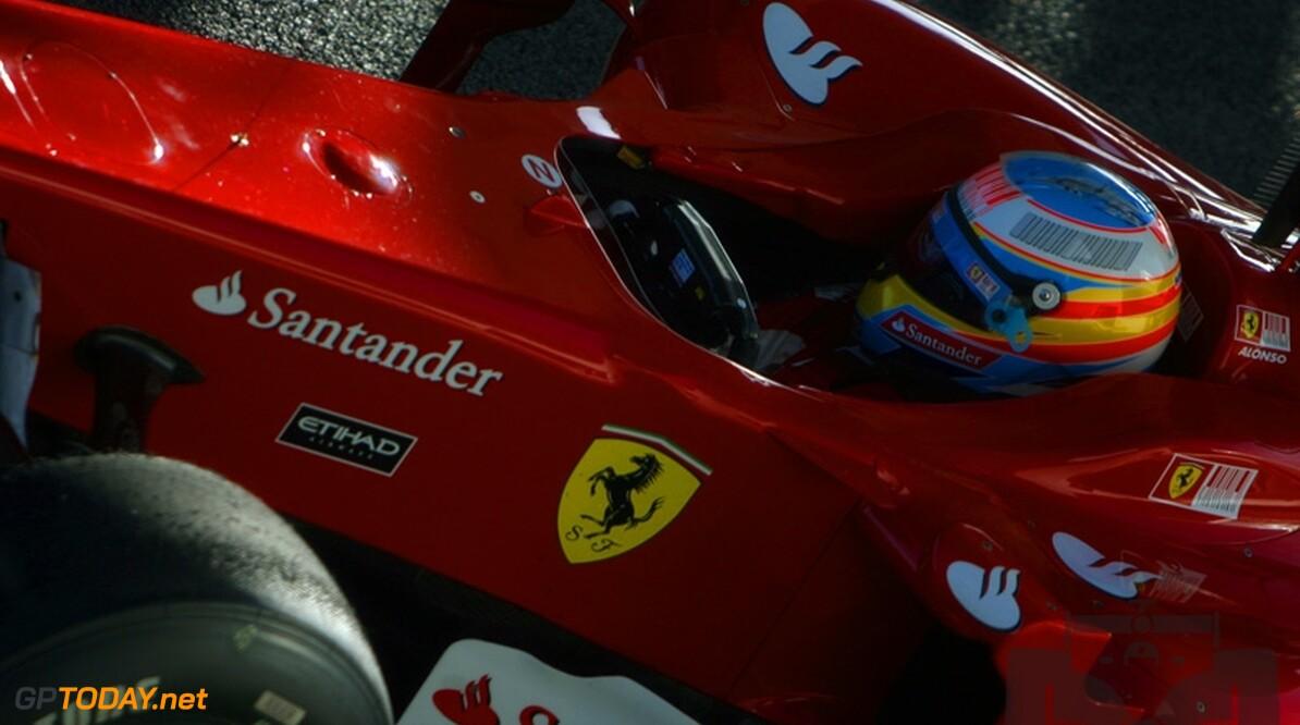 """Alonso: """"Andere teams hebben hun kaarten al getoond, wij niet"""""""