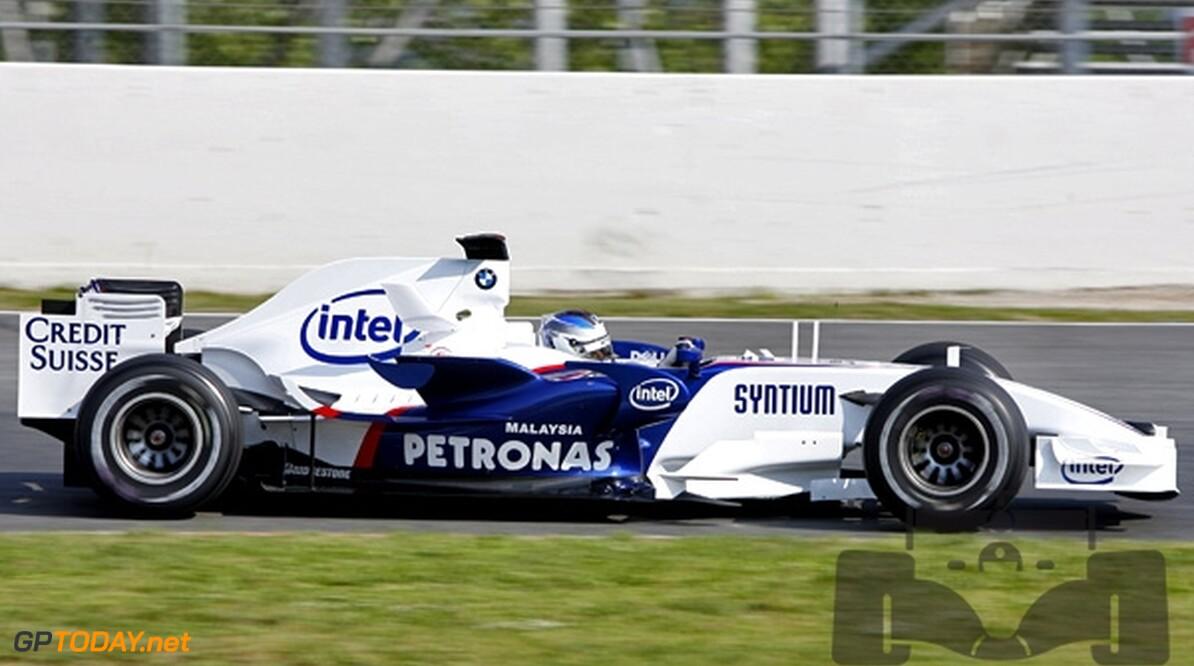 Heidfeld voldoet aan alle verwachtingen van BMW Sauber