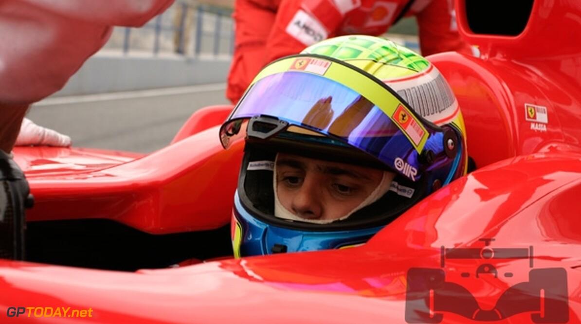 Felipe Massa ziet titeldroom vervagen