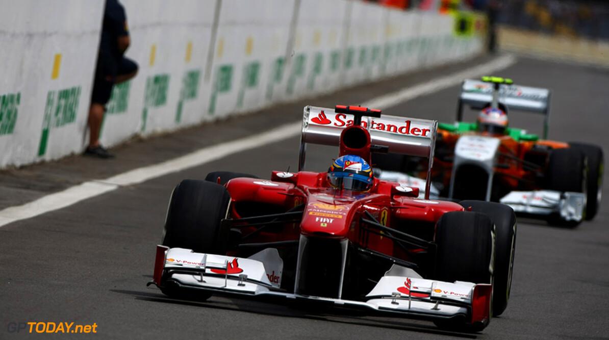 FIA legt het positioneren van 'neuscamera's' aan banden