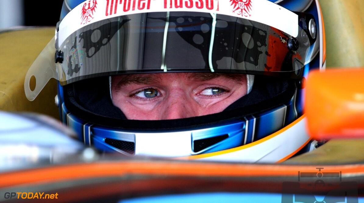Carlo van Dam keert bij SG Formula terug in Euroseries