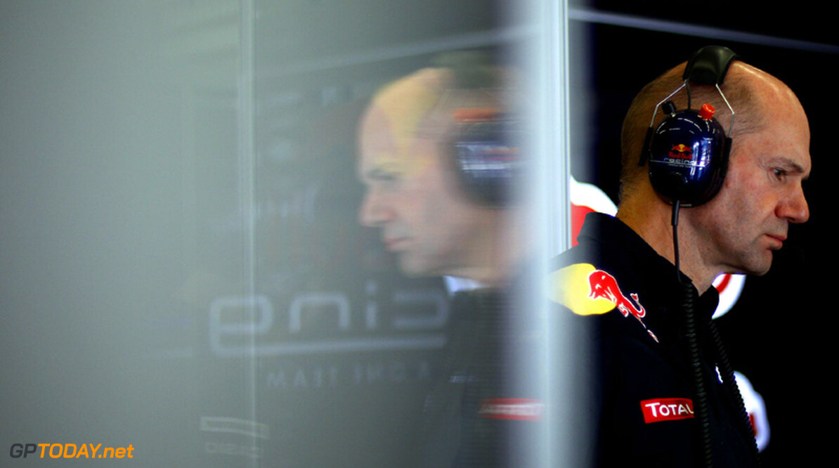 Adrian Newey verhuist vanwege familie nooit naar Ferrari