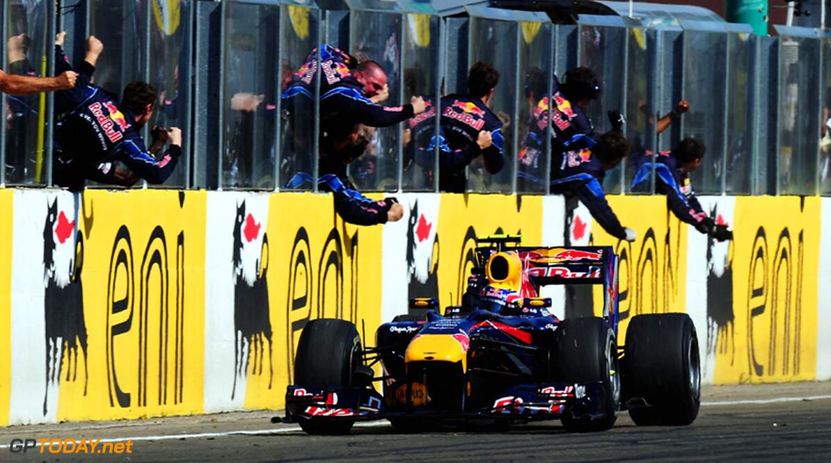 """Red Bull Racing: """"Dit resultaat was van vitaal belang"""""""