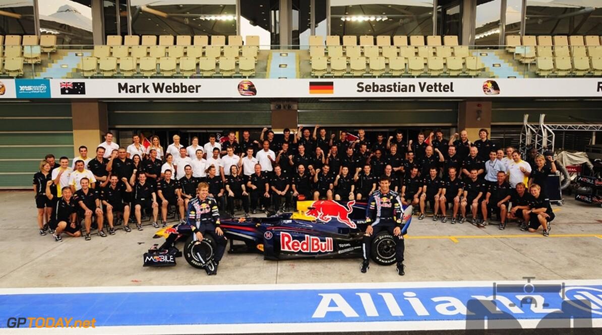 Nog geen nieuw contract tussen Red Bull Racing en Renault