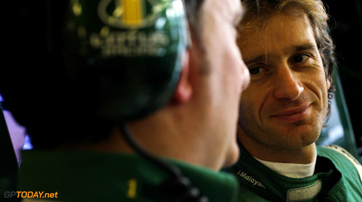 Trulli past binnenkort stoeltje voor 2011 bij Lotus F1 Racing
