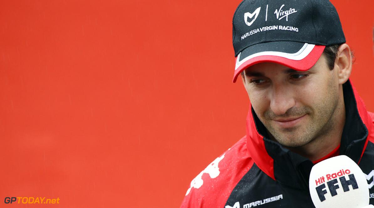 Timo Glock verlengt contract met Virgin Racing tot en met 2014