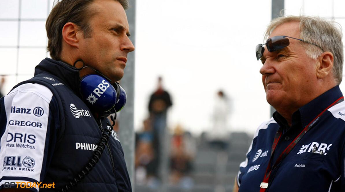 """Williams: """"Vliegwiel-KERS is lichter, toch gaan we voor batterijen"""""""